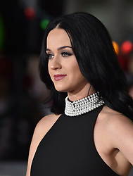 """The """"Office Christmas Party"""" film premiere in Los Angeles, California. 07 Dec 2016 Pictured: Katy Perry. Photo credit: Bauer Griffin / MEGA TheMegaAgency.com +1 888 505 6342"""