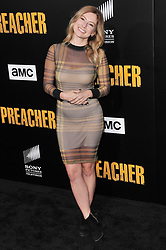 "Sugar-Lyn Beard arrives at AMC's ""Preacher"" Season 2 Premiere Screening held at the Theater at the Ace Hotel in Los Angeles, CA on Tuesday, June 20, 2017.  (Photo By Sthanlee B. Mirador) *** Please Use Credit from Credit Field ***"