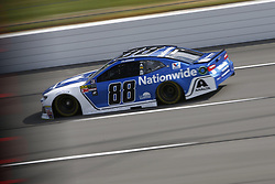 June 1, 2018 - Long Pond, Pennsylvania, United States of America - Alex Bowman (88) takes to the track to practice for the Pocono 400 at Pocono Raceway in Long Pond, Pennsylvania. (Credit Image: © Justin R. Noe Asp Inc/ASP via ZUMA Wire)