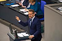 DEU, Deutschland, Germany, Berlin, 21.11.2018: Otto Fricke (MdB, FDP) bei einer Rede während einer Plenarsitzung im Deutschen Bundestag.