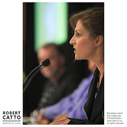 Niki Caro at the Spada Conference 2005: Small Country, Big Picture at the Intercontinental Hotel, Wellington, New Zealand.