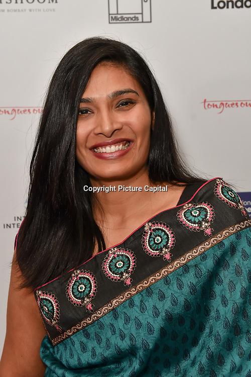 UK Asian Film Festival closing flame awards gala - Red Carpet at BAFTA 195 Piccadilly, on 7 April 2019, London, UK