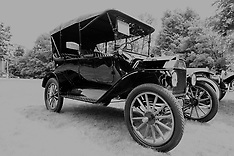 Antiques, Classics and Vintage Automobile  Royalty Free Royalty Free Stock Images