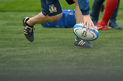 March 16, 2019 - Rome, Italy - during RBS Six Nations Rugby Championship, Italia v Francia at the Olympic Stadium in Rome, on march 16, 2019  (Credit Image: © Silvia Lore/NurPhoto via ZUMA Press)