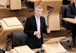 First Minister's Questions in the Scottish Parliament<br /> <br /> Thursday, 19th September 2019<br /> <br /> Pictured: Scottish Liberal Democrat leader Willie Rennie<br /> <br /> Alex Todd | Edinburgh Elite media