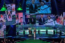 18-12-2019 NED: Sports gala NOC * NSF 2019, Amsterdam<br /> The traditional NOC NSF Sports Gala takes place in the AFAS in Amsterdam / Sportgala 2019 Winnaar van de Fanny Blankers-Koen Award, Richard Peter Stanislav Krajicek krijgt de prijs van Maria Aaltje (Marianne) Timmer.