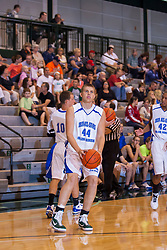 25 June 2011: Jens Kennedy at the 2011 IBCA (Illinois Basketball Coaches Association) boys all star games.