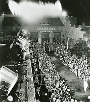 """1926 Premiere of """"Don Juan"""" at Grauman's Egyptian Theater"""