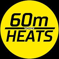 60m Heats - Women