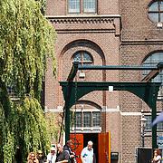 NLD/Volendam/20150703 - Uitvaart Jaap Buijs,