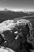 Lembert Dome views, Yosemite National Park, California, Sierra Nevada Mountains, October, 2010; no MRs on file