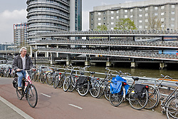 Bike-friendly Amsterdam