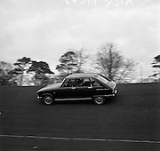 17/3/1966<br /> 3/17/1966<br /> 17 March 1966<br /> <br /> Renault 1600 at speed on Santry Stadium