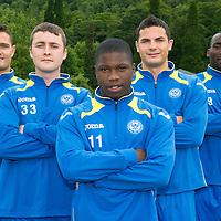 St Johnstone FC June 2012