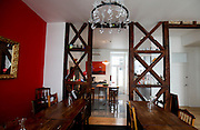 Living and Lounge Hostel in Lisbon, Portugal.