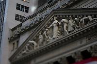 The New York Stock Exchange Feb. 8, 2008.