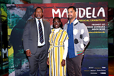 "Opening of the ""Mandela - The exhibition"" exhibition in Berlin - 20 Oct 2019"