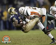 2003 Miami Hurricanes Football @ Pittsburgh