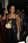Sophie Okonedo. GQ Men Of The Year Awards at the Royal Opera House, London. September 6, 2005 in London, England, ONE TIME USE ONLY - DO NOT ARCHIVE  © Copyright Photograph by Dafydd Jones 66 Stockwell Park Rd. London SW9 0DA Tel 020 7733 0108 www.dafjones.com