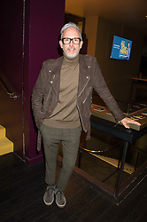 PATRICK COX at the Al Films and Warner Music Screening of Kill Your Friends held at the Curzon Soho Cinema, 99 Shaftesbury Avenue, London on 27th October 2015.