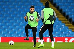 Radamel Falcao of AS Monaco - Mandatory by-line: Matt McNulty/JMP - 20/02/2017 - FOOTBALL - Etihad Stadium - Manchester, England - Manchester City v AS Monaco - UEFA Champions League Round of 16 First Leg