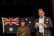 The opening of the ANZAC Poppy Plaque program was held at the Guildford Town Hall on 29th August 2015. <br /> Residents of houses involved were presented with their Poppy Plaques and documentation describing the history of the ANZAC who once lived in their house.