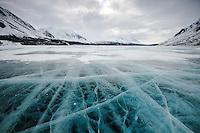 Kathleen Lake ice
