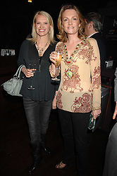 Left to right, ANNEKA RICE and LADY LLOYD-WEBBER at a party to celebrate Imogen Lloyd Webber's her 30th birthday and the launch of her Single Girl's Guide held at Vilstead, 9 Swallow Street, London on 27th March 2007.<br /><br />NON EXCLUSIVE - WORLD RIGHTS