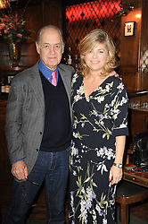 JOHN & SARAH STANDING at 'Heavenly Ivy' a play to commemorate 20 years of The Ivy Restaurant, held at The Ivy, West Street, London on 8th November 2010.