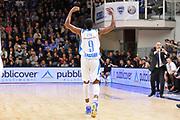 DESCRIZIONE : Eurolega Euroleague 2014/15 Gir.A Dinamo Banco di Sardegna Sassari - Real Madrid<br /> GIOCATORE : Shane Lawal<br /> CATEGORIA : Ritratto Esultanza<br /> SQUADRA : Dinamo Banco di Sardegna Sassari<br /> EVENTO : Eurolega Euroleague 2014/2015<br /> GARA : Dinamo Banco di Sardegna Sassari - Real Madrid<br /> DATA : 12/12/2014<br /> SPORT : Pallacanestro <br /> AUTORE : Agenzia Ciamillo-Castoria / Claudio Atzori<br /> Galleria : Eurolega Euroleague 2014/2015<br /> Fotonotizia : Eurolega Euroleague 2014/15 Gir.A Dinamo Banco di Sardegna Sassari - Real Madrid<br /> Predefinita :