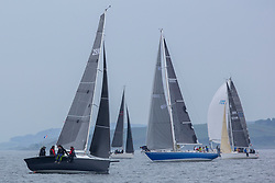 Day 2 Scottish Series, SAILING, Scotland.<br /> <br /> Stealthy, Stealth 8, 2591C, Tarbert Loch Fyne YC <br /> <br /> The Scottish Series, hosted by the Clyde Cruising Club is an annual series of races for sailing yachts held each spring. Normally held in Loch Fyne the event moved to three Clyde locations due to current restrictions. <br /> <br /> Light winds did not deter the racing taking place at East Patch, Inverkip and off Largs over the bank holiday weekend 28-30 May. <br /> <br /> Image Credit : Marc Turner / CCC