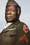 African American WWII veteran