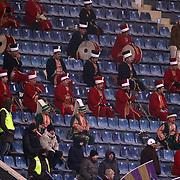Osmanlispor's and Besiktas's during their Turkish Super League soccer match Osmanlispor between Besiktas at the Osmanli Stadium in Ankara Turkey on Monday 21 December 2015. Photo by Kurtulus YILMAZ/TURKPIX