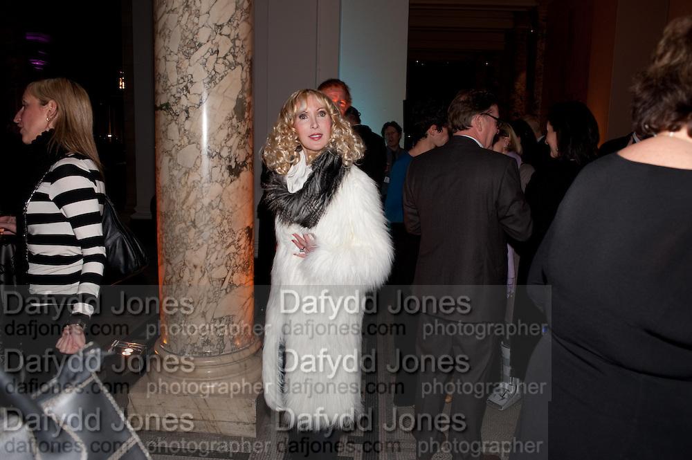 BASIA BRIGGS, Cecil Beaton private view. V and A Museum. London. 6 February 2012