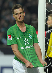 05.11.2011, Weserstadion, Bremen, GER, 1.FBL, Werder Bremen vs 1. FC Köln / Koeln, im Bild Markus Rosenberg (Bremen #11) nach vergebener Torchance..// during the match Werder Bremen vs 1. FC Koeln on 2011/11/05, Weserstadion, Bremen, Germany..EXPA Pictures © 2011, PhotoCredit: EXPA/ nph/  Frisch       ****** out of GER / CRO  / BEL ******
