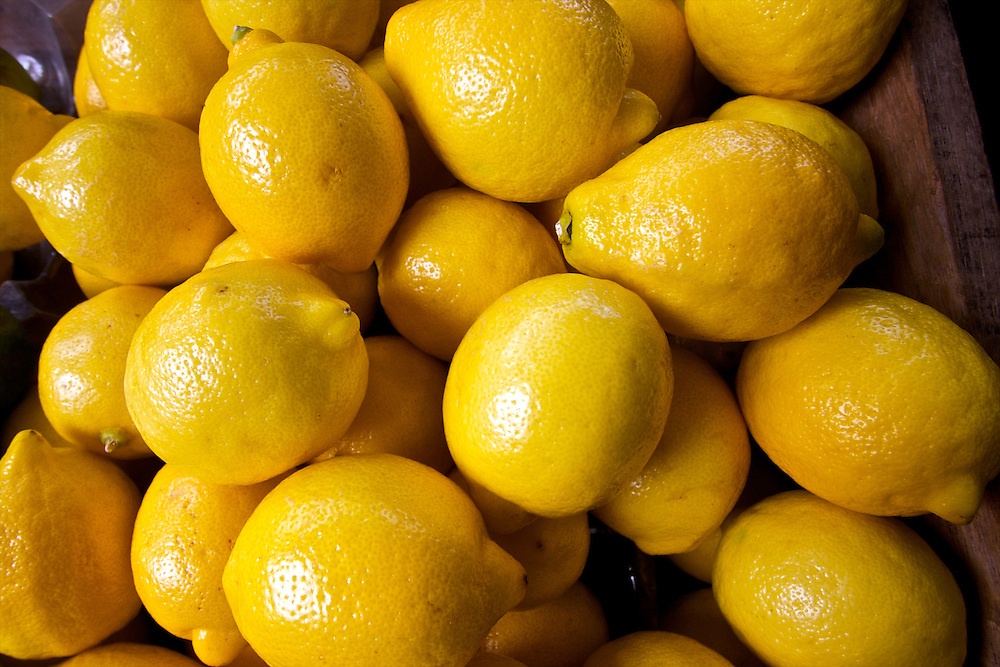 Lemons, French Market, New Orleans, LA