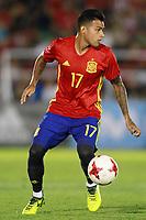 Spain's Nahuel during international sub 21 friendly match. September 1,2017.(ALTERPHOTOS/Acero)