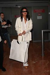 Priyanka Chopra arriving at Nice Airport ahead of Cannes Film Festival in Nice, France on May 16, 2019. Photo by Julien Reynaud/APS-Medias/ABACAPRESS.COM