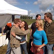 BNN winterpresentatie 2003, Bridget Maasland, Katja Schuurman, Ruud de Wild