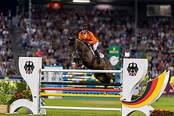 HOUTZAGER Marc (NED), Sterrehof's Baccarat<br /> Aachen - CHIO 2018<br /> Mercedes Benz Nationenpreis<br /> 19. Juli 2018<br /> © www.sportfotos-lafrentz.de/Stefan Lafrentz