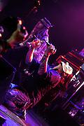 Travis Warren (Blind Melon) performing  at the Joy eslava  Club in Madrid