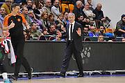 DESCRIZIONE : Eurolega Euroleague 2015/16 Group D Dinamo Banco di Sardegna Sassari - Unicaja Malaga<br /> GIOCATORE : Marco Calvani<br /> CATEGORIA : Allenatore Coach Mani Curiosità<br /> SQUADRA : Dinamo Banco di Sardegna Sassari<br /> EVENTO : Eurolega Euroleague 2015/2016<br /> GARA : Dinamo Banco di Sardegna Sassari - Unicaja Malaga<br /> DATA : 10/12/2015<br /> SPORT : Pallacanestro <br /> AUTORE : Agenzia Ciamillo-Castoria/C.AtzoriAUTORE : Agenzia Ciamillo-Castoria/C.Atzori