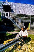 Port Royal Habitation (national historic site), Nova Scotia, Canada