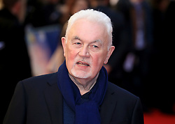 attends The Guernsey Literary and Potato Peel Pie Society world premiere at the Curzon Mayfair in London, UK. 09 Apr 2018 Pictured: Kevin Hood. Photo credit: Fred Duval / MEGA TheMegaAgency.com +1 888 505 6342