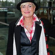NLD/Hilversum/20121003- Boekpresentatie De Iconen van het NOS Achtuurjournaal, Vivian Boelen