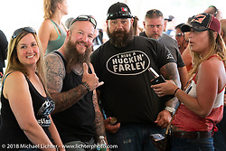 Broken Spoke Saloon during Laconia Motorcycle Week. NH, USA. Saturday, June 16, 2018. Photography ©2018 Michael Lichter.