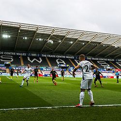 Swansea City v Brentford - Playoff Semi Final 1st Leg