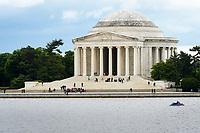 Memorial to the third president of the United States, Thomas Jefferson, Washington D.C., USA
