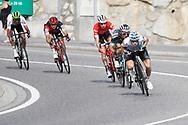 David De La Cruz (ESP - Team Sky) during the 73th Edition of the 2018 Tour of Spain, Vuelta Espana 2018, 20th stage Andorra Escaldes Engordany - Coll de la Gallina 97.3 km on September 15, 2018 in Spain - Photo Luca Bettini / BettiniPhoto / ProSportsImages / DPPI