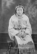 "9305-B7351.  Linda ""Whiz"" Spedis photographed in Markham's Studio in The Dalles, Oregon, 1928"